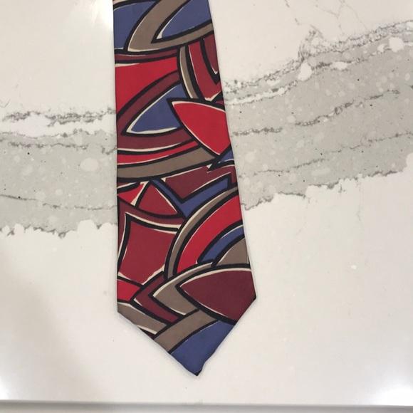 viaggio Other - NWOT Viaggio 100% silk tie